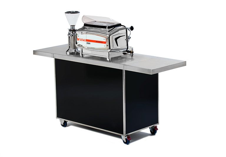 Cart-Combination_Faema-E61_Black